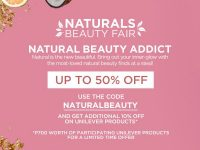 Lazada Naturals Beauty Fair