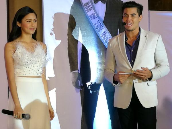 BlueWater Day Spa Brand Ambassador Kim Chiu Fabio Ide