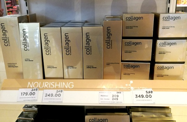 Collagen by Watsons Nourishing Range Price