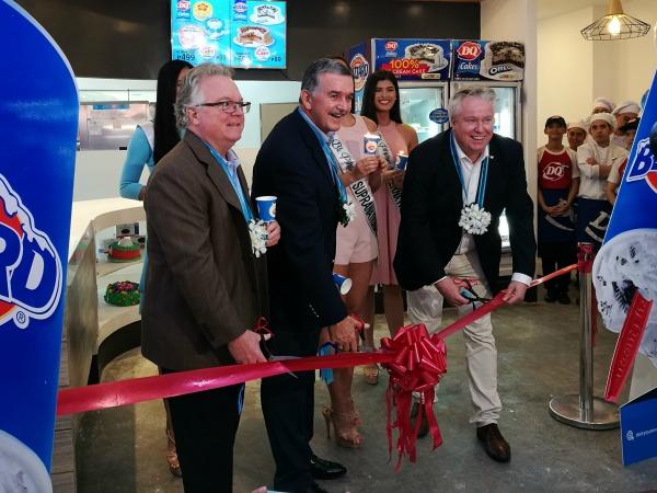 Dairy Queen 100th Store Gateway Ribbon Cutting