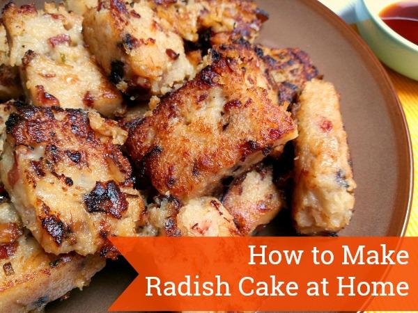 How to Make Radish Cake at Home