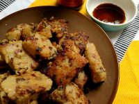 How to Make Radish Cake Fried