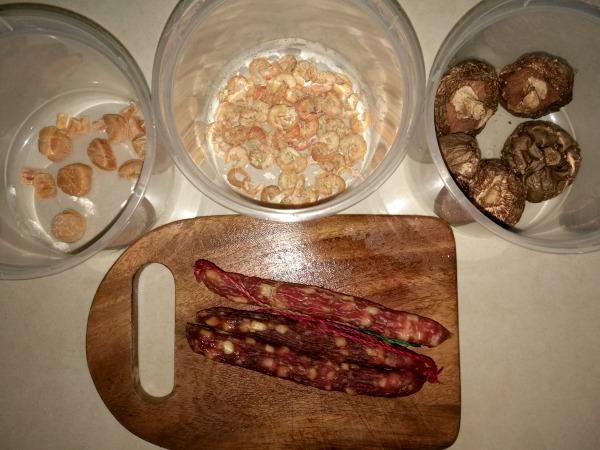 How to Make Radish Cake Ingredients Dry