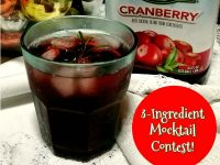 Old Orchard Cranberry Mocktail Featured Image