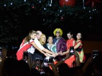 Araneta Tree Lighting 2017 Vice Ganda