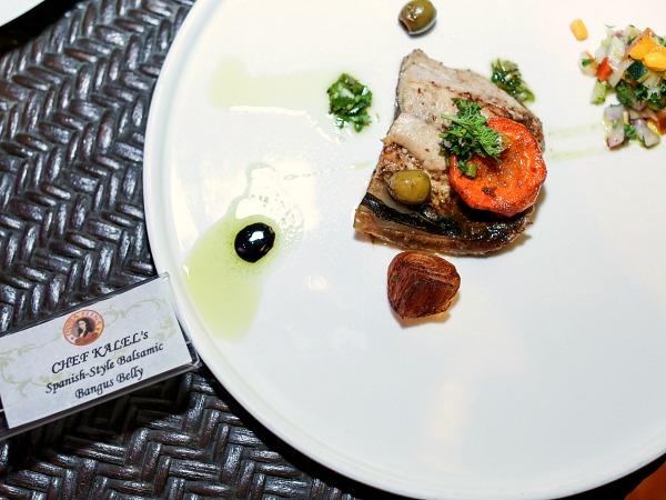 Dona Elena Chef Ambassadors Campaign Kalel Bangus Belly