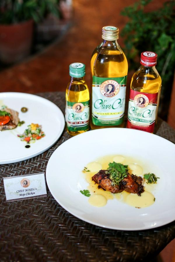 Dona Elena Chef Ambassadors Campaign Mikel Mojo Chicken