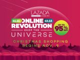Lazada Online Revolution 11.11 FLASH SALE List – COMPLETE