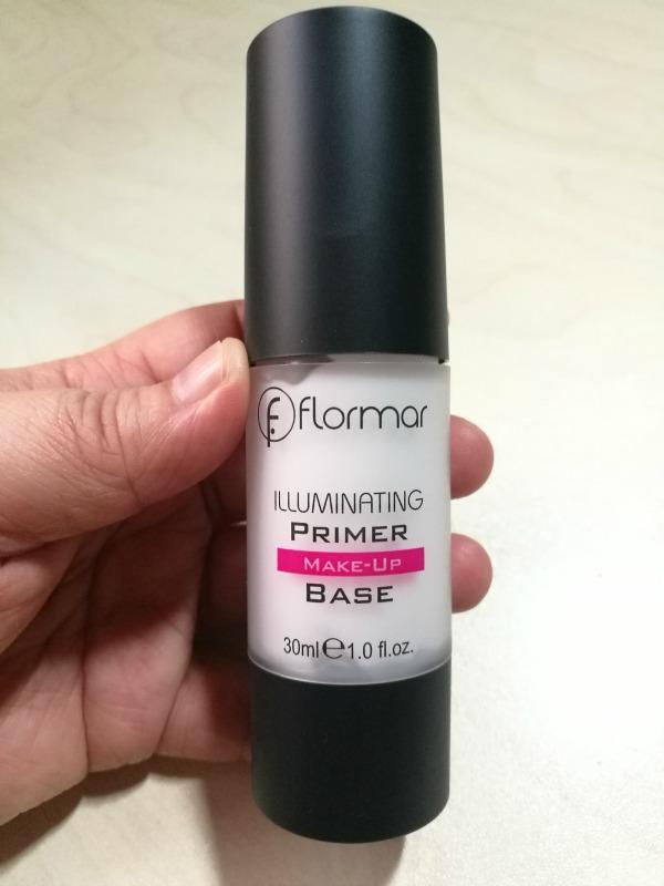 SM Beauty Hop Flormar Illuminating Primer Makeup Base