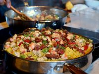 Electrolux Making Christmas Paella