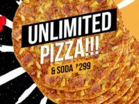Yellow Cab Hungry Holiday Treats Unli Pizza