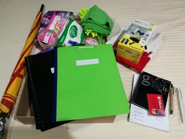 Car Essentials Kit / Starter Kit