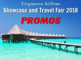 Planning Your 2018 Travel? Singapore Airlines Promo Offers