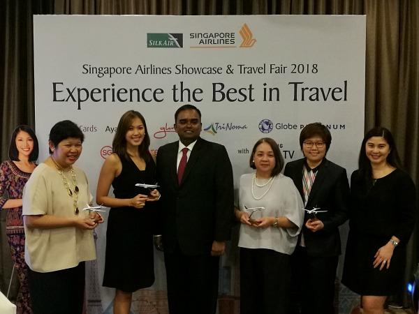 Singapore Airlines Showcase Travel Fair