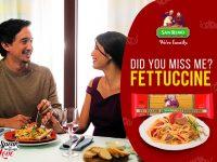 San Remo Fettuccine