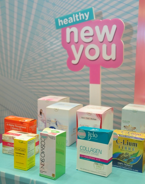 Watsons Healthy New You