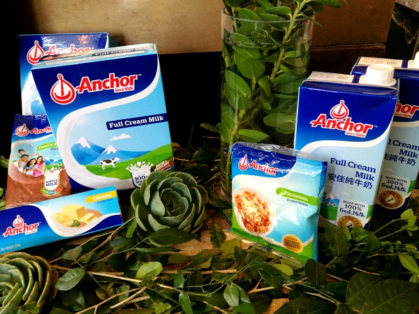 Anchor Dairy Products