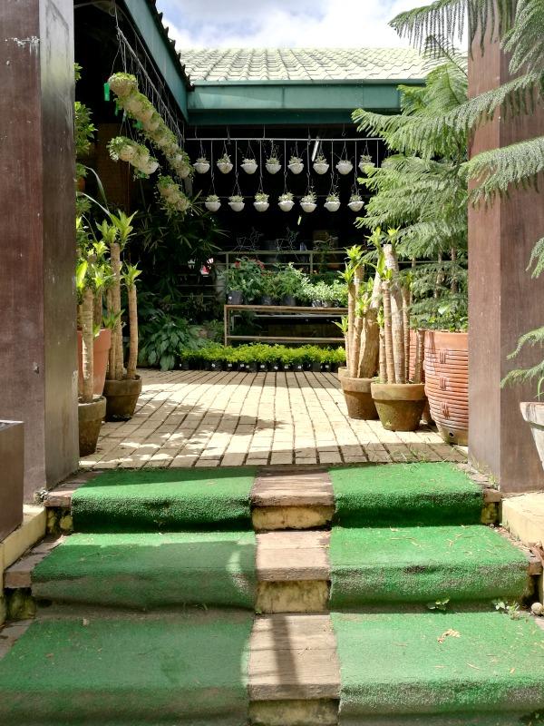 Cedar Hills Garden Center Entrance