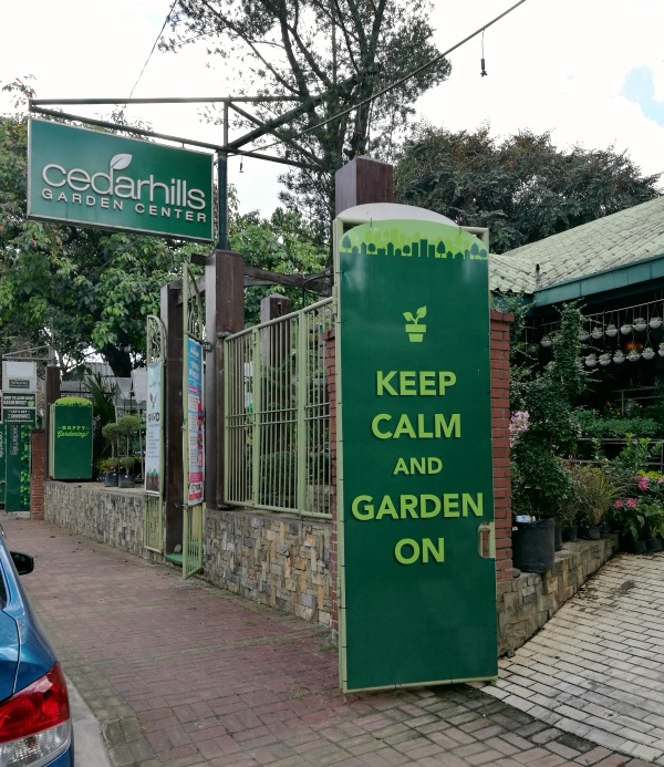 Cedar Hills Garden Center Outside