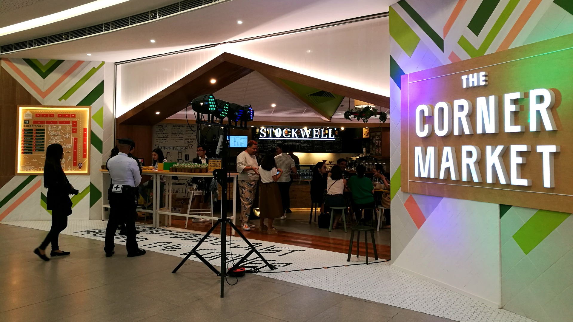 The Corner Market Food Hall