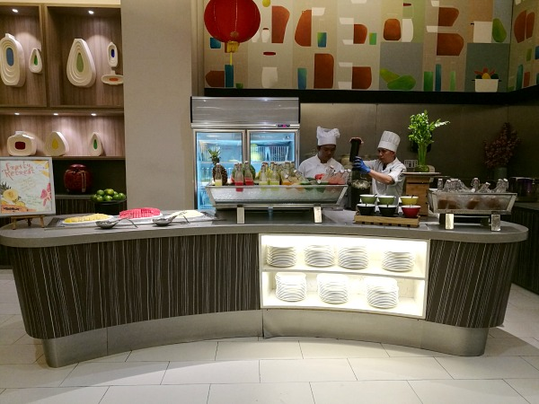 Novotel Manila Araneta Center Breakfast Buffet 2018 2