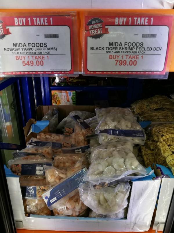 SnR Mida Foods Seafood