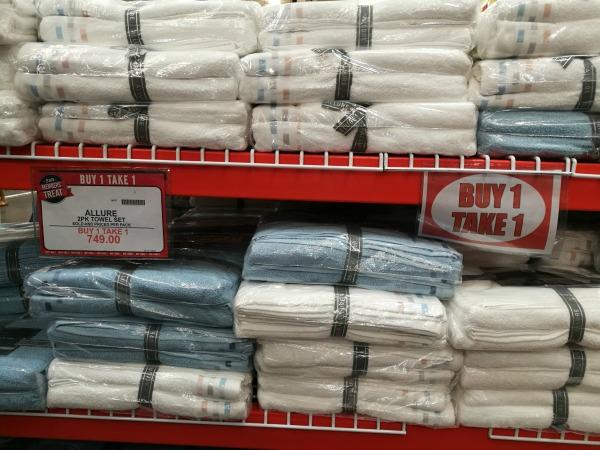 SnR Towels B1T1