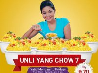 Super Bowl of China Unli Yang Chow 2018 Poster
