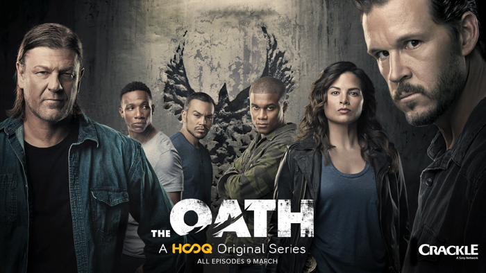 The Oath - Exclusively on HOOQ - Karen MNL