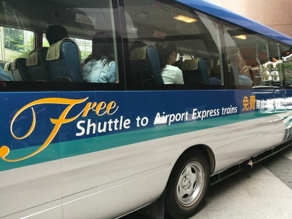 Airport Express Free Shuttle Kowloon