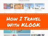 How to Use Klook to Save Money When Travelling, Pt. 1 – Mobile Internet + MTR!