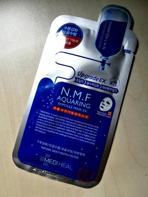 Mediheal NMF Aquaring Front