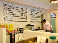 Santiagos Cafe Menu Board