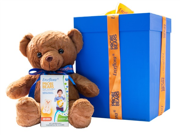 Erceflora Probi Bears 1