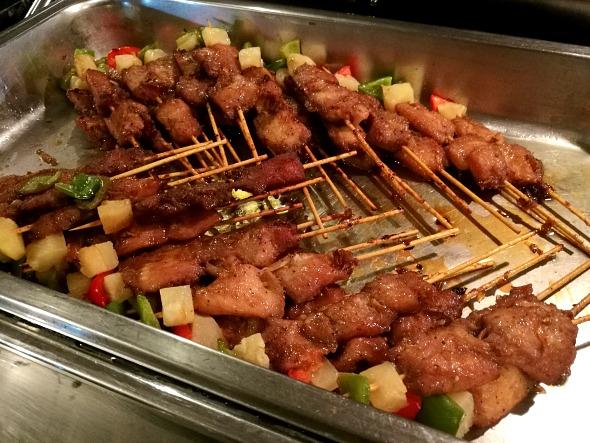Great American Barbecue 2018 Fish Kebab