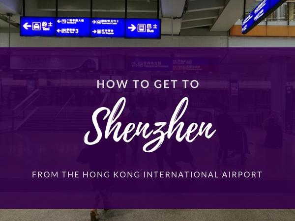 How to Go to Shenzhen from HKIA Featured Image