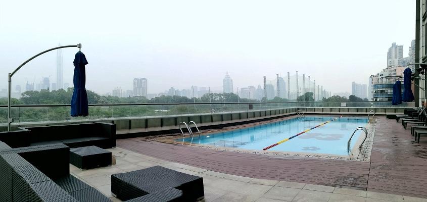 JW Marriott Shenzhen Pool