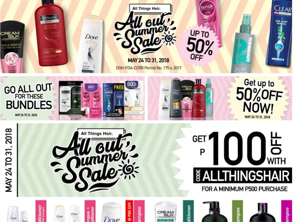 Lazada All Things Hair
