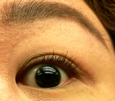 Maybelline Lash Sensational Review Before