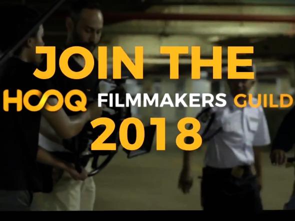 HOOQ Filmmakers Guild 2018