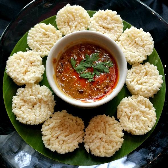 Mango Tree Thai Crispy Rice Crackers
