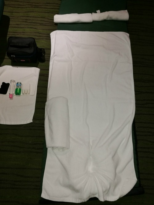Massage Miracles by Athena Prep Mat