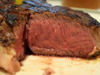Wolfgangs Steakhouse Dry Aged Ribeye Steak