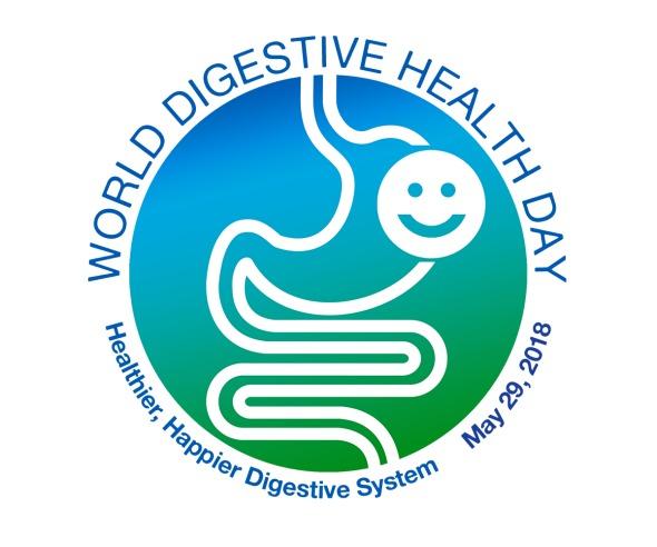 World Digestive Health Day Logo
