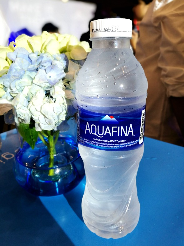 Aquafina Best Begins Now