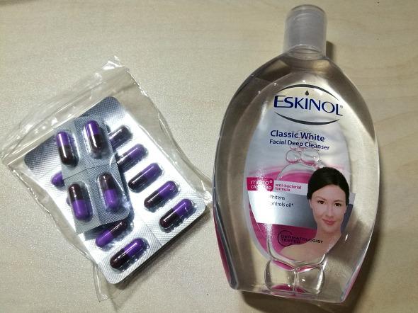 Eskinol Dalacin C Prevent Pimples