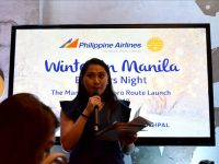 Philippine Airlines Sapporo Route Launch