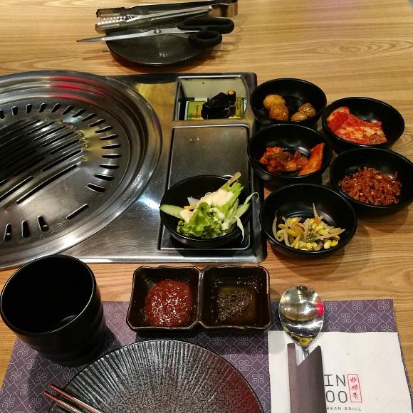 Jin Joo Korean Grill Podium