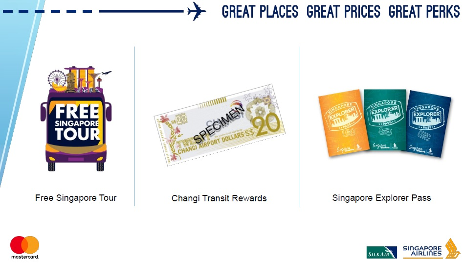 Singapore Airlines Getaway Free City Tour
