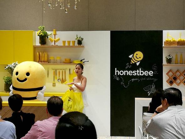 SnR Honestbee Launch Event